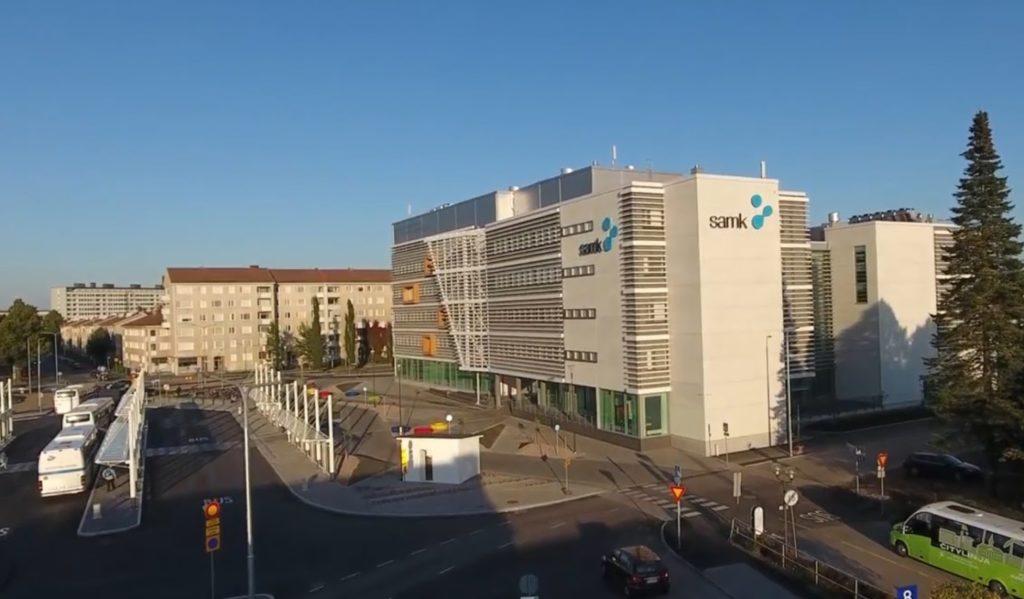 芬蘭SAMK應用科學大學