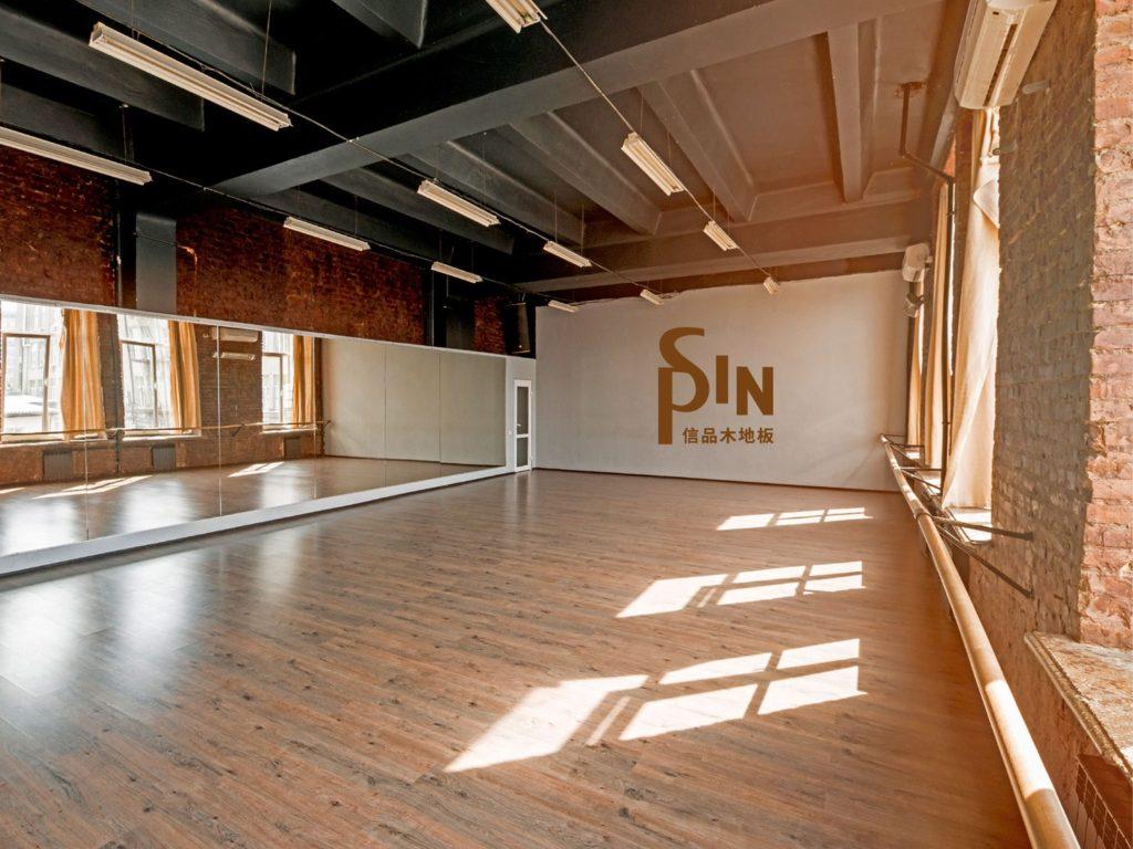 木地板施工方式分為直舖、平舖、架高(圖片提供:信品木地板)