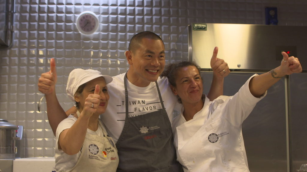 《當代料理》跟著名廚江振誠尋找各地美食文化