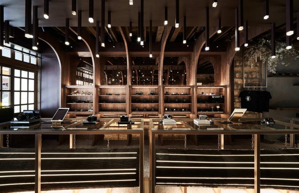OLYMPUS大稻埕旗艦店空間集體驗、學習、欣賞、創作於一地,提供消費者完整的藝文體驗。