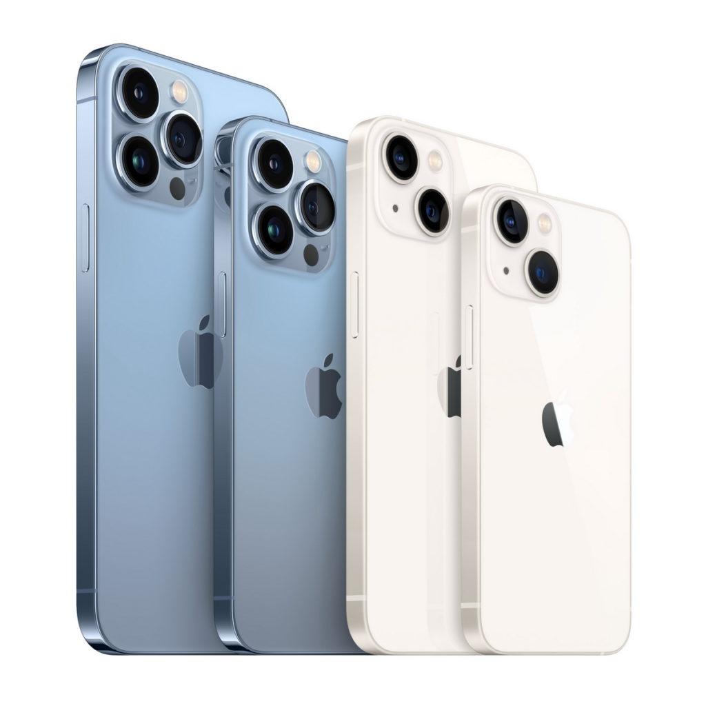 遠傳friDay購物開放預購以來,選購iPhone 13 Pro與 Pro max 超過 7成;其次為iPhone 13。熱門色以今年新色為主