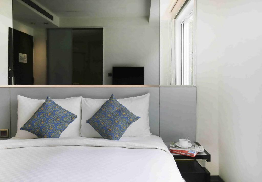 「旅館」是台灣旅人中秋連假最熱門的收藏旅宿類型。 (圖片由Booking.com提供)