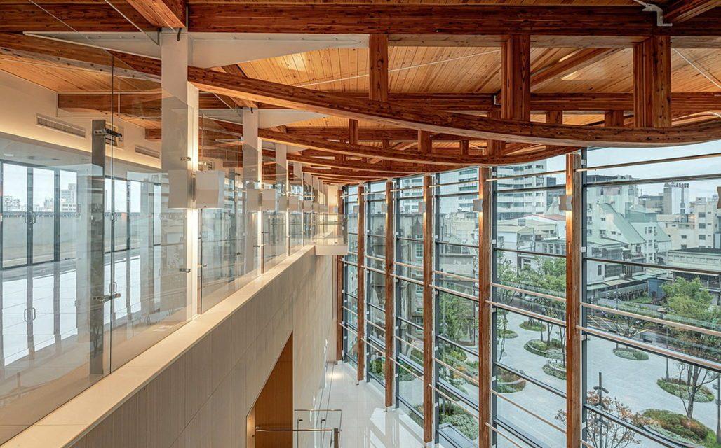 嘉義市立美術館獲2021年國家卓越建設獎殊榮 嘉義市設計之美 再次閃耀
