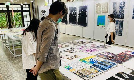 臺灣國際平面設計獎決審作品  南港瓶蓋工廠展出