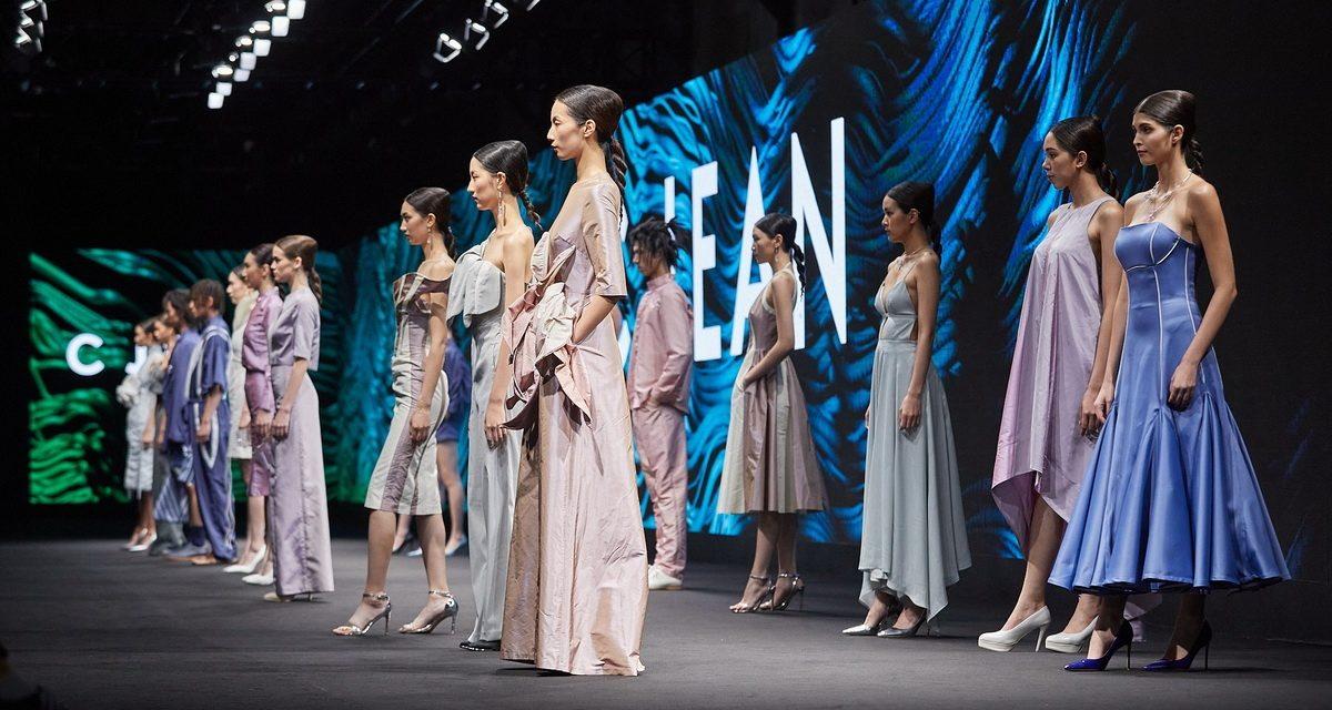 台北時裝週品牌實體秀發布「永恆」(Eternity) C JEAN簡君嫄 x春池玻璃|W春池計畫