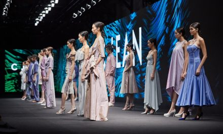 台北時裝週品牌實體秀發布「永恆」(Eternity) C JEAN簡君嫄 x春池玻璃 W春池計畫