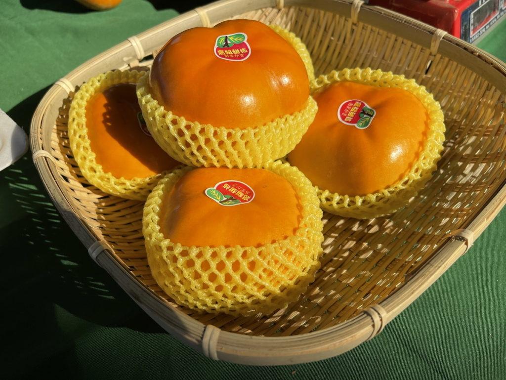 嘉義縣農特產品展售會-柿柿如意