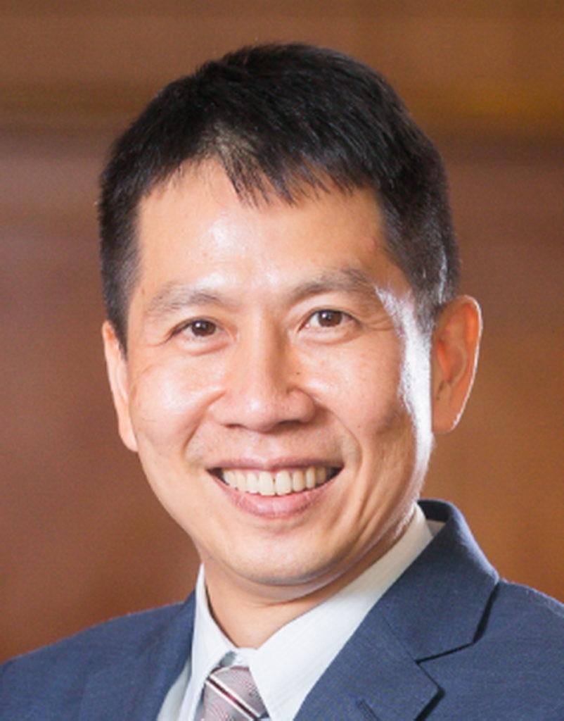 是德科技行銷處副總經理 羅大鈞