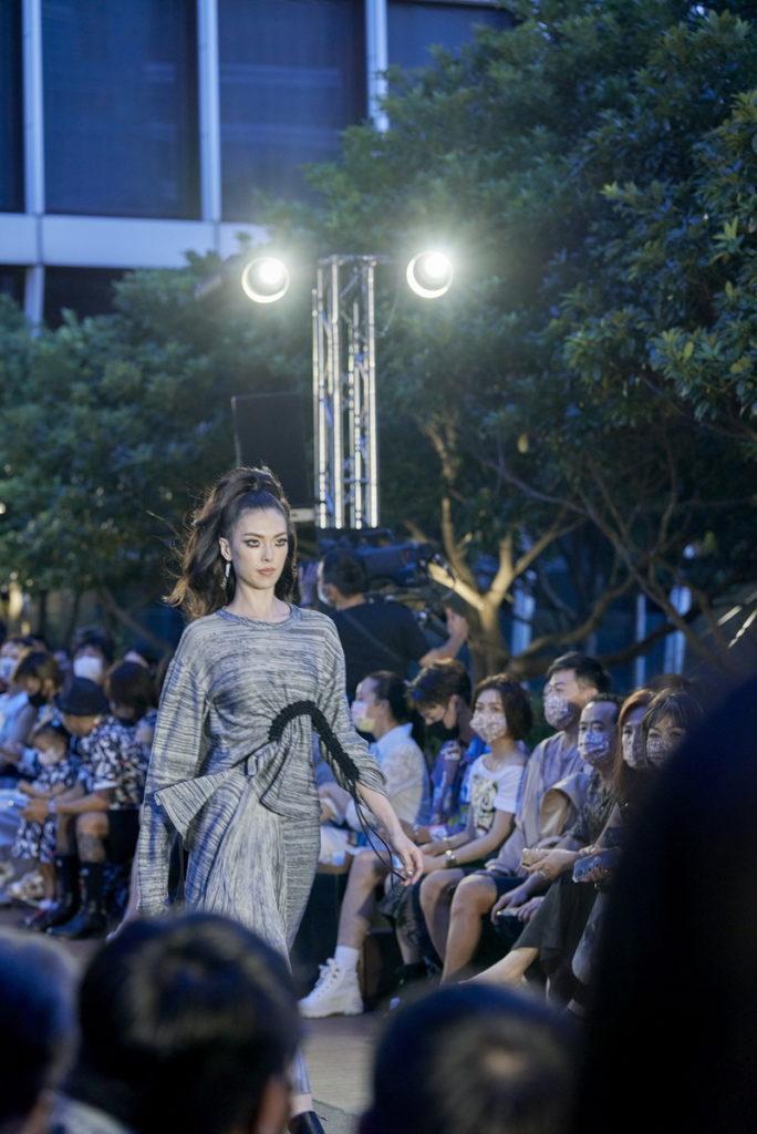 潘怡良GIOIA PAN SS22「織竹」系列發表秀