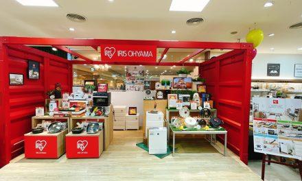 世界知名日本品牌IRIS 為您打造質感舒適生活  網路好評破表 台灣首次快閃就在台隆手創館
