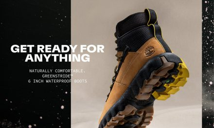 GET READY FOR ANYTHING蓄勢待發─Timberland秋冬產品系列發布