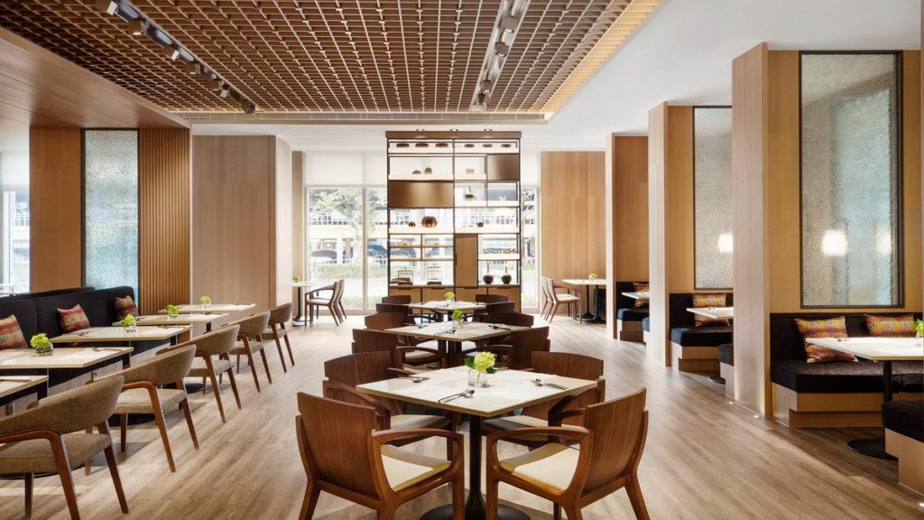 台北國泰萬怡酒店 MJ Kitchen
