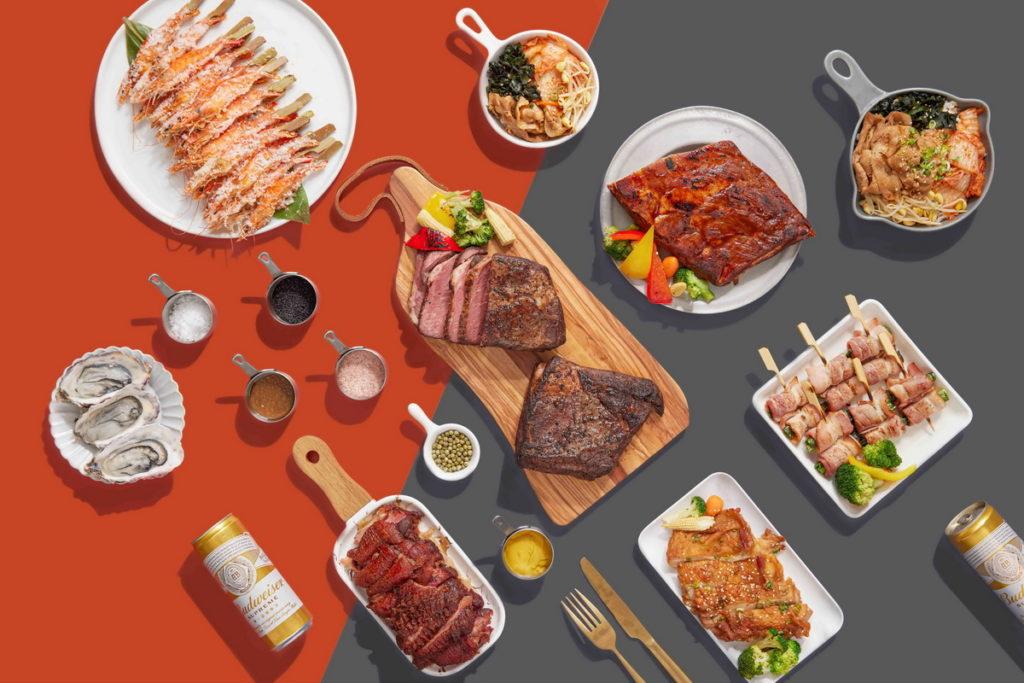 台北國泰萬怡酒店 MJ Kitchen 首波主打菜色 燒烤季