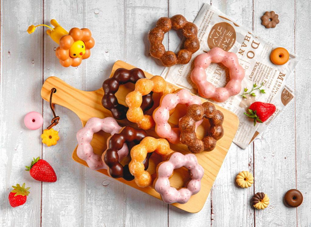 Mister Donut 情境照