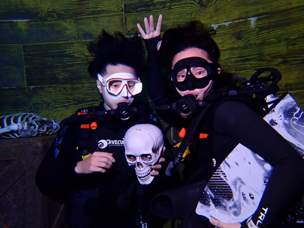 TOYOTA TV首度挑戰水裡攝影