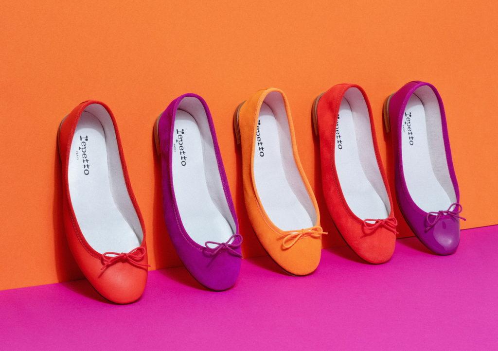 Repetto 法國芭蕾精品鞋履品牌_Cendrillon 系列形象照-2