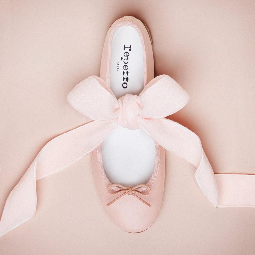 Repetto 法國芭蕾精品鞋履品牌_形象照