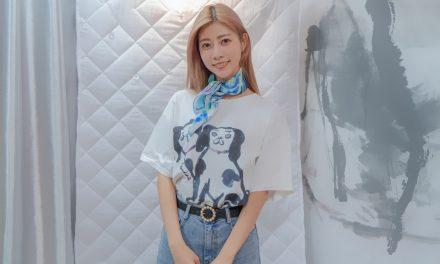 日本女星阿部瑪利亞攜手名設計師王子欣慈善義賣品牌Claudia Wang助紅心字會弱勢兒童