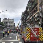 北市信維大樓21日火災搶救演習 實施周邊交通管制