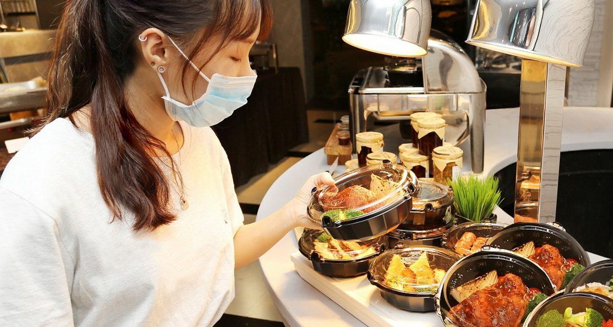 好逛好吃!台北王朝主廚料理「袋」著走 Sunny Café「王朝好食集」美味開市