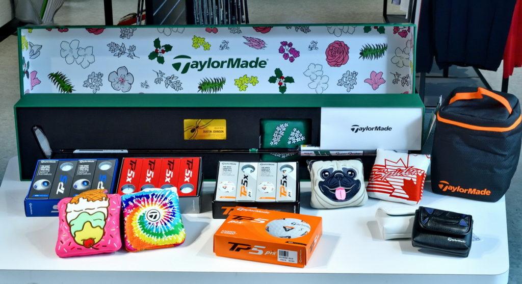 TaylorMade Golf全台首賣Spider推桿套 每月多款特殊造型上市