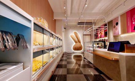 三十年烘焙老店換新裝,嘉義噴水超夢幻新地標!