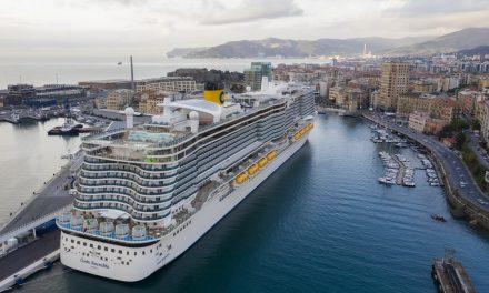 歌詩達郵輪宣佈全球品牌標誌及定位煥新 重新定義郵輪旅遊